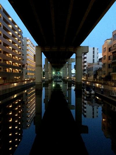 画像:日本橋?高速下