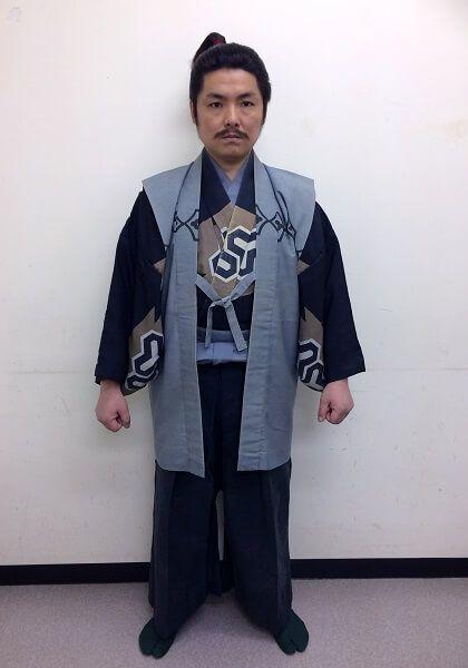 画像:髙橋時代劇全身