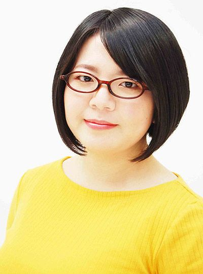 画像:錦部咲子